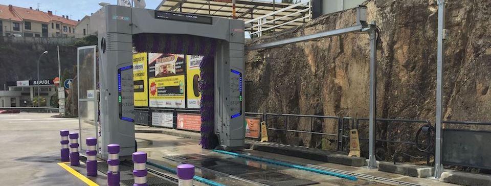Ya disponible el puente de lavado más potente de la provincia en nuestra estación
