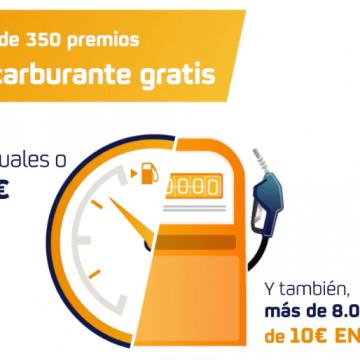 Promo Carburante Repsol