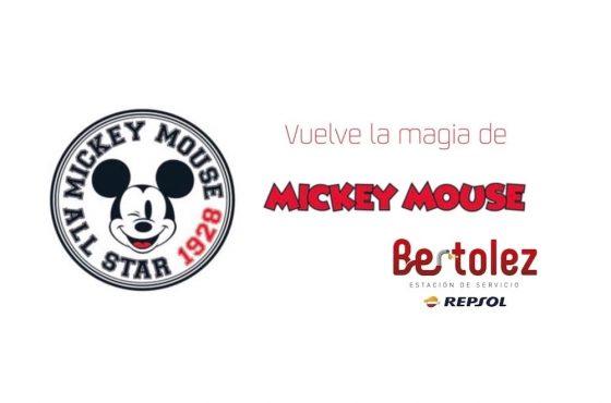 Vuelve la magia de Micky Mouse a nuestra Estación de Servicio