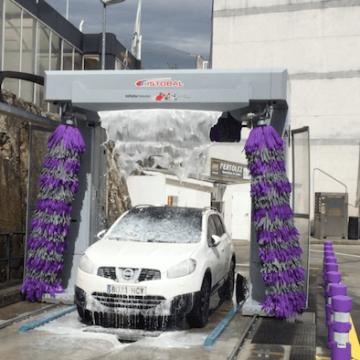 Primer puente de lavado Istobal Full Equip de España
