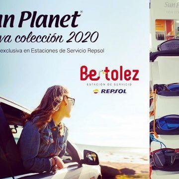 Estrena Gafas Sun Planet para el verano 2020 con ES Bertolez y Repsol