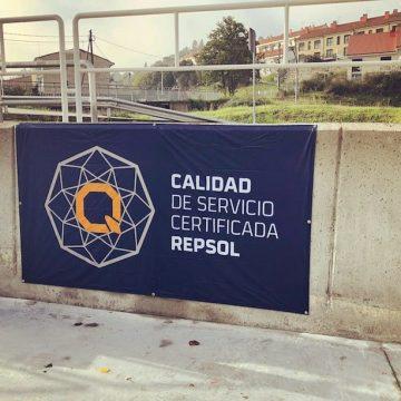Estación de Servicio Bertolez entre las cien Repsol con más alta calidad de España